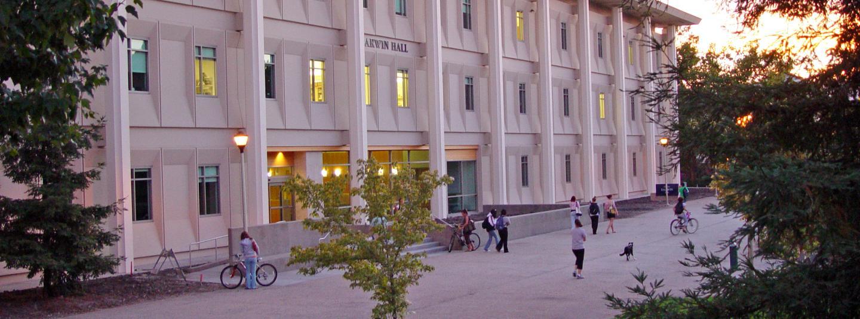 Darwin Hall